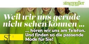 Stögmüller Mode Telefon Gutscheine