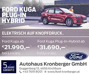 Ford Kronberger Ford Kuga plug-in Hybrid