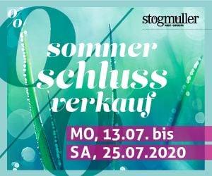 Stögmüller Sommerschlussverkauf SSV