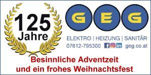125 Jahre GEG Elektro