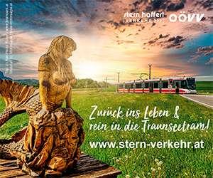 OÖVV Stern & Hafferl TraunseeTram