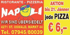 W18 Pizzeria Napoli