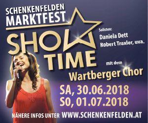 Marktfest Schenkenfelden