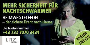 Magistrat Linz Heimwegtelefon