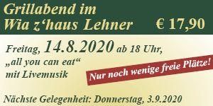 Wia z´haus Lehner