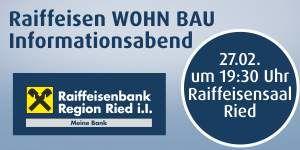 W18 Online Banner Raika Region Ried