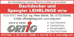 W19 Ortig Dach & Wand GmbH