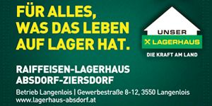 Raiffeisen Lagerhaus