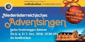 Volkskultur Niederösterreich