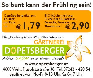 Dopetsberger Gärtner