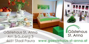 Gästehaus St. Anna Stadl-Paura (Liebenau)