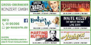 Gross & Obermeier Konzerte GmbH 511263