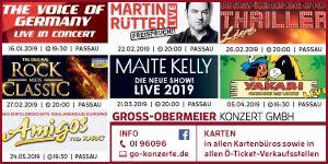 Gross&Oberm. Konzerte
