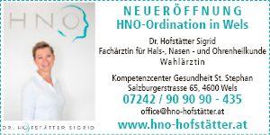 Dr. Sigrid Hofstätter