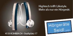Optik Bauer für Hörgeräte Seidl Rohrbach 501367