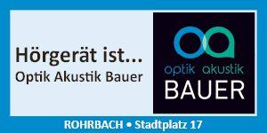 Optik Akustik Bauer