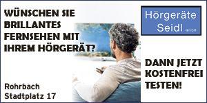 Optik Akustik Bauer Hörgeräte Seidl