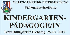 Gemeinde Ostermiething