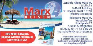 Marx Reisen