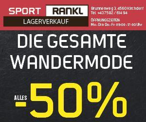 Sport Rankl Abverkauf