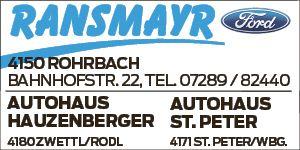 RANSMAYR Autovertriebs- u. Service GmbH