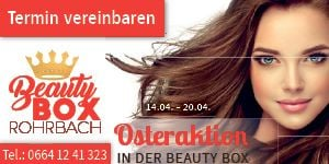 Beauty Box Ostern