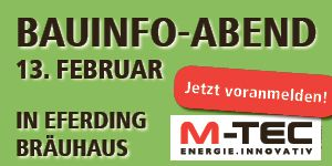 M-Tec Innovativ Bauinfo-Abend