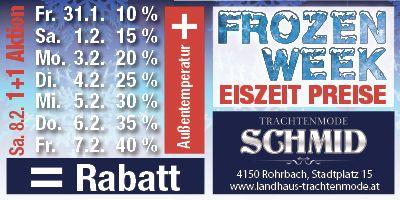 Schmid Landhausmode