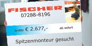 Fischer GmbH Julbach