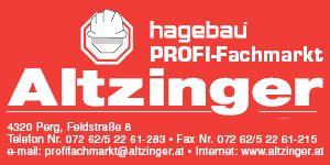 Online-Banner Altzinger