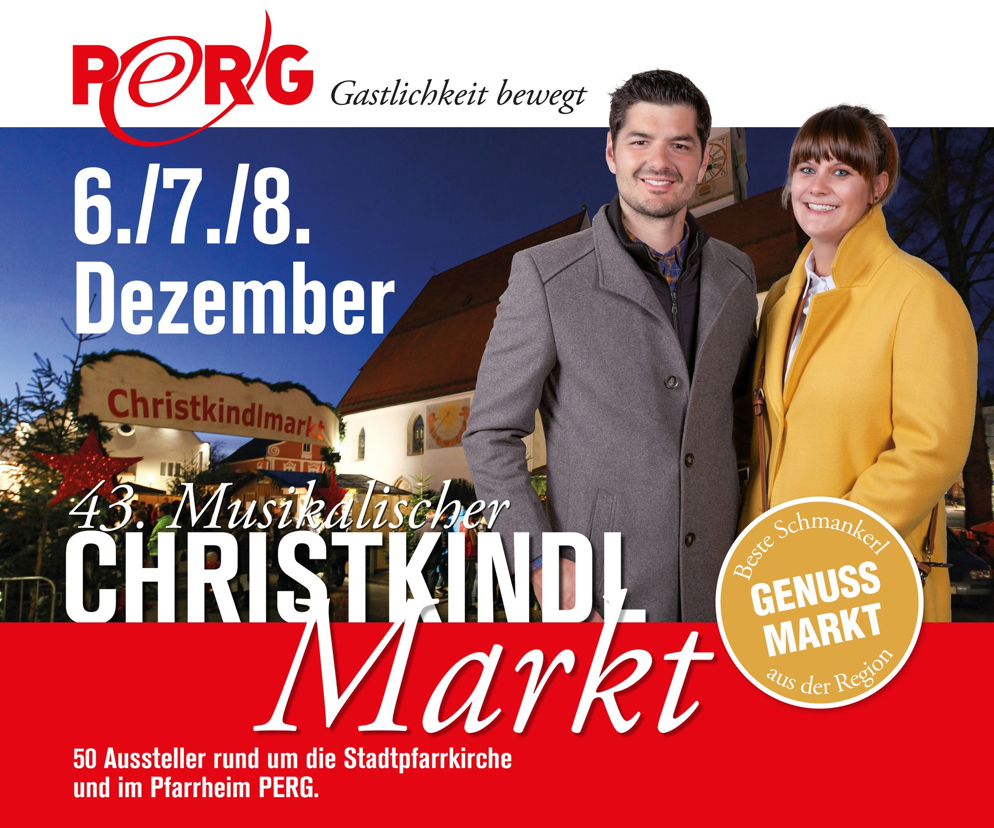 Stadtmarketing Perg Adventmarkt