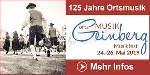 Kooperation Musikfest Geinberg