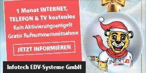 Warten auf Weihnachten Infotech