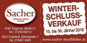 W18 Winterschluß Sacher