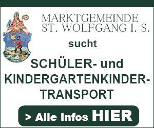 Schüler und Kindergartenkinder Transport