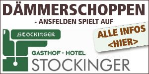 Dämmerschoppen Stockinger Ansfelden