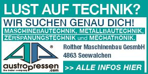 Roither Maschinenbau GmbH / Sonderthema Lehre