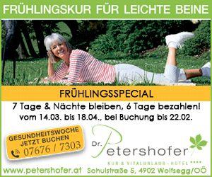 Kurhaus Dr. Petershofer GmbH