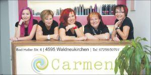Banner Upseller Carmen Hairstyling
