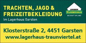 Upseller Lagrhaus