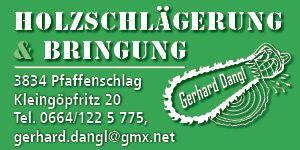 Gerhard Dangl