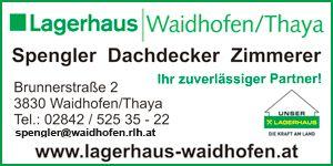 Lagerhaus Waidhofen/Thaya