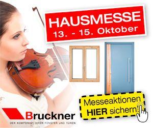 Fenster und Türen Bruckner