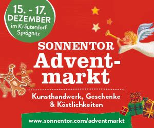 Sonnentor Adventmarkt