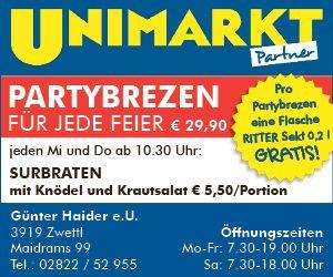Unimarkt Zwettl