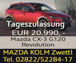 Mazda Kolm Zwettl