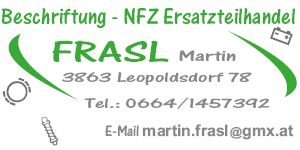 Werbegrafik Frasl