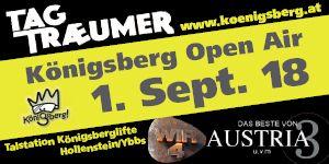 Banner Königsberg Wir4 + Tagträumer