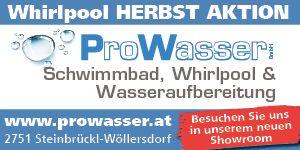 Upseller ProWasser