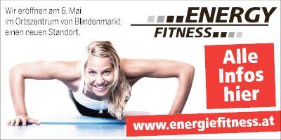 Energy Fitness Eröffnung